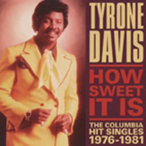 How Sweet It Is - The Columbia Hit Singles