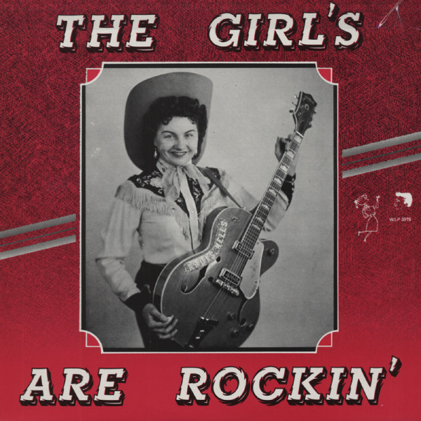 The Girls Are Rockin (LP)