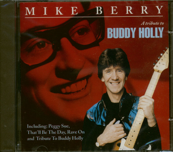 A Tribute To Buddy Holly (CD)