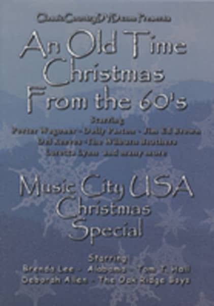 Old Time Christmas & Music City Special