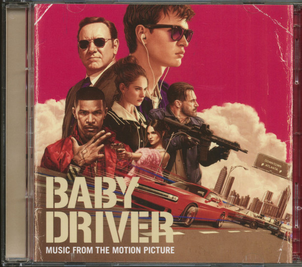 Baby Driver - Music From The Motion Picture (2-CD)