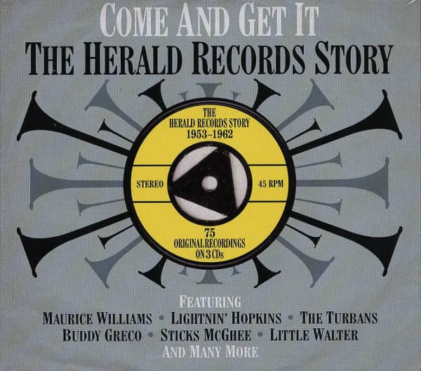 Come And Get It - The Herald Records Story (3-CD)