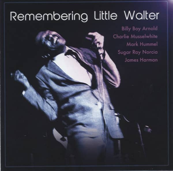 Remembering Little Walter