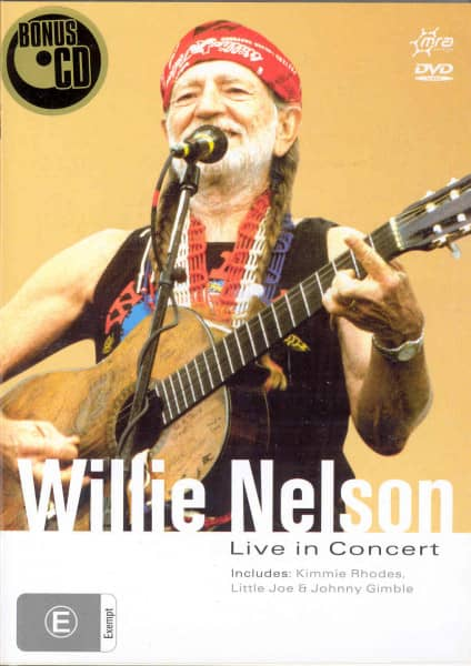 Live In Concert (DVD&CD)