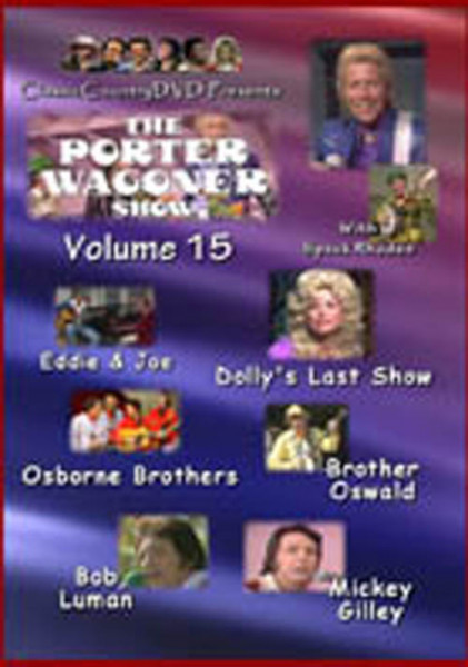 Vol.15, Porter Wagoner Show (Bob Luman a.o.)