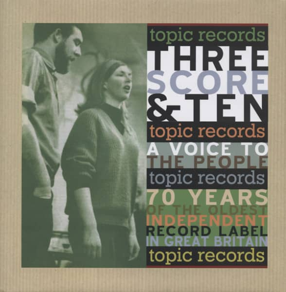 Topic Records: A Voice To The People (7-CD)