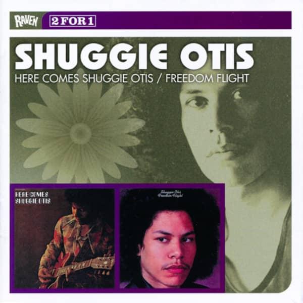 Here Comes Shuggie Otis & Freedom Flight