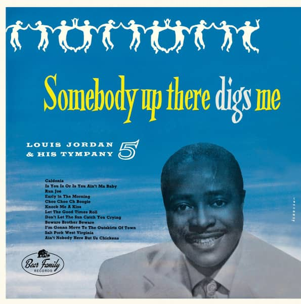 Somebody Up There Digs Me (LP, 10inch, Ltd.)