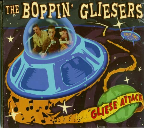 Gliese Attack (CD)