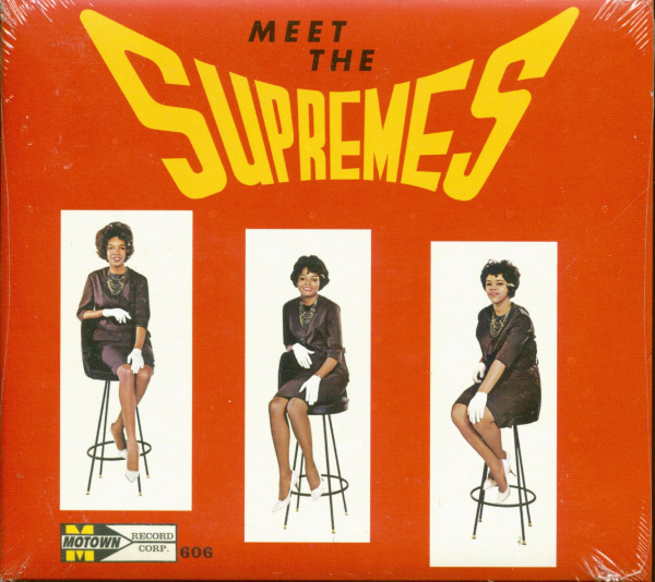 Meet The Supremes...plus (2-CD) Ltd.Edition