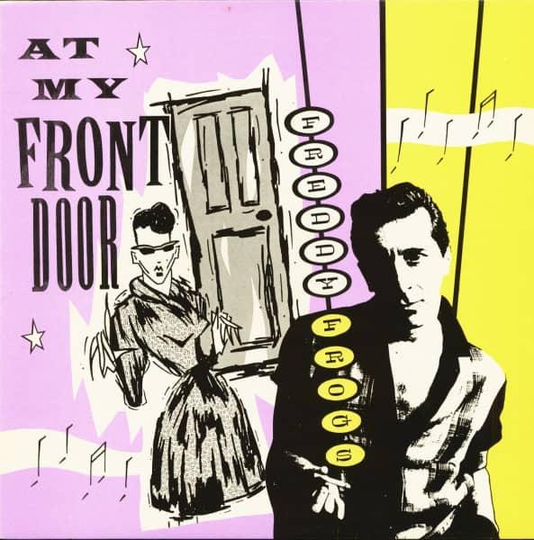 At My Front Door (LP)