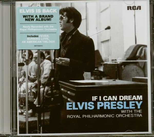 If I Can Dream (CD)