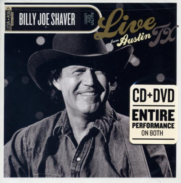 Live From Austin, TX (CD&DVD)
