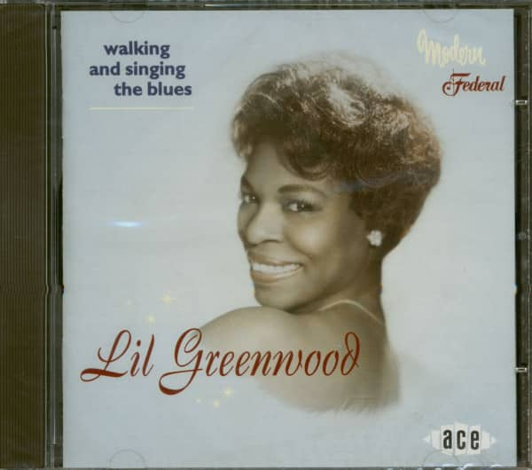 Walking And Singing The Blues (CD)