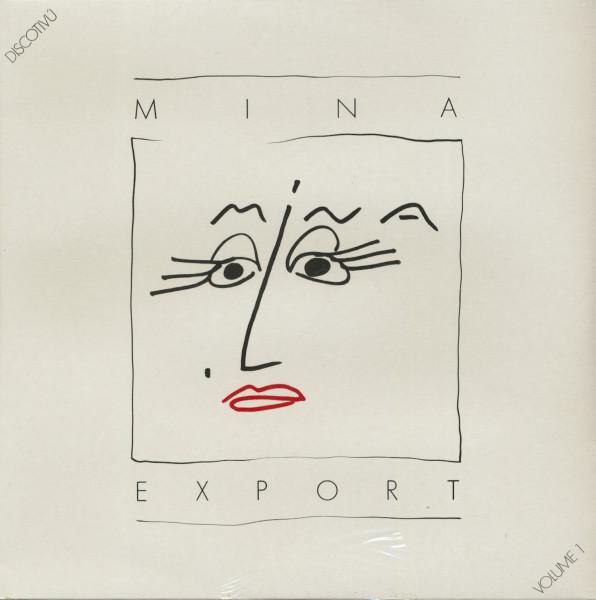 Mina - Export Vol.1 (LP)