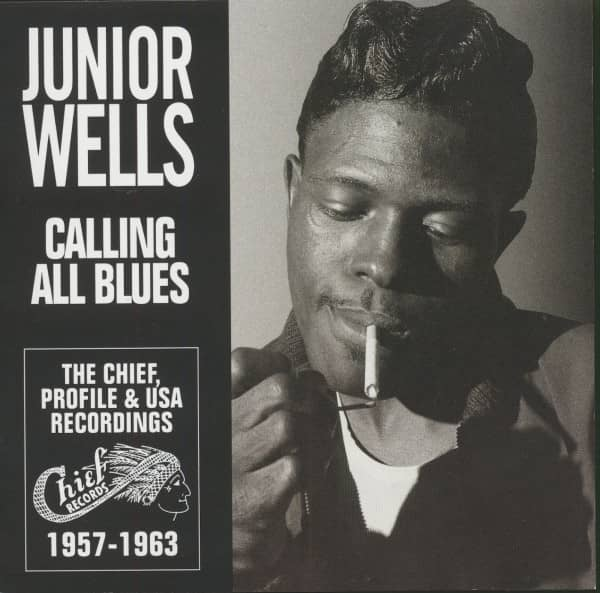Calling All Blues - The Chief, Profile & USA Recordings 1957-1963 (CD)