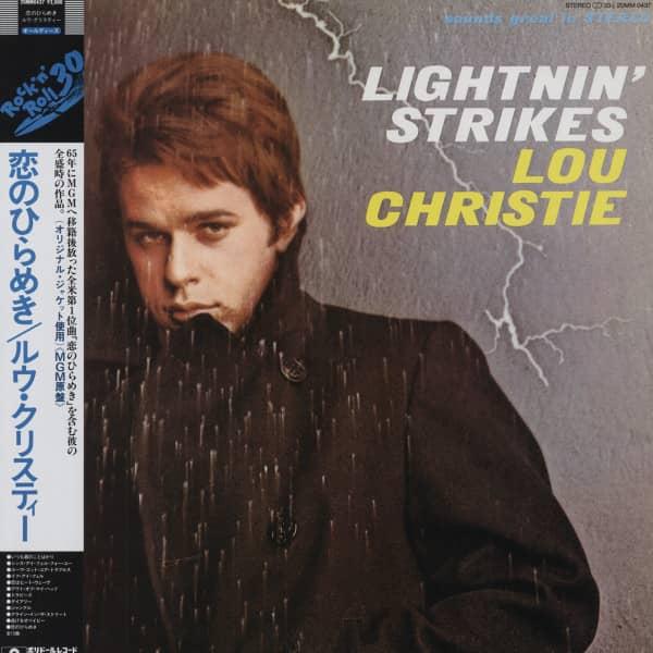 Lightnin Strikes (Japan Vinyl-LP)