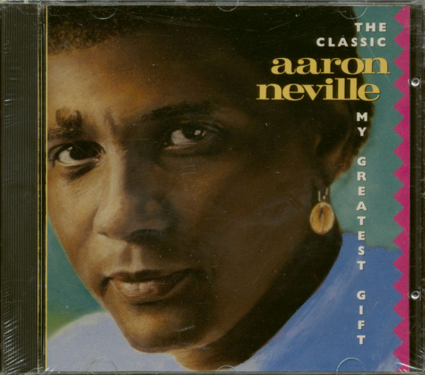 The Classic Aaron Neville - My Greatest Gift (CD)