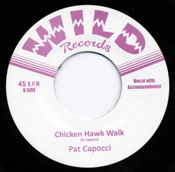 Chicken Hawk Walk b-w Firefly 7inch, 45rpm