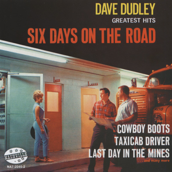 Six Days On The Road - Greatest Hits And More