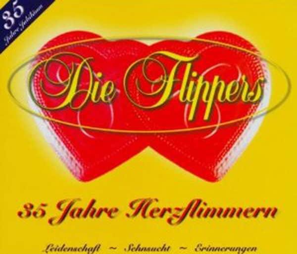 35 Jahre Herzflimmern (3-CD)