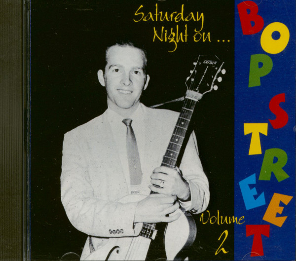 Saturday Night On Bop Street Vol.2 (CD)