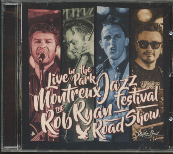 Live In The Park - Montreux Jazz Festival (CD)