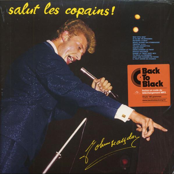 Salut Les Copains! (LP & Download, 180g Vinyl, Ltd.)