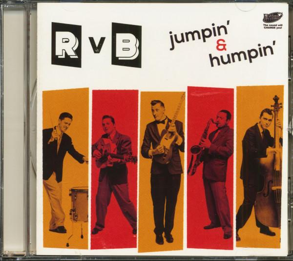 Jumpin' And Humpin' (CD)