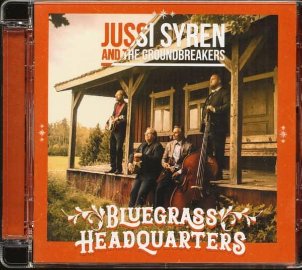 Bluegrass Headquarters (CD)