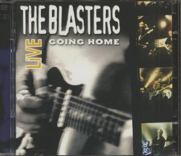 Going Home - Live (Santa Ana,CA 2003)(2-CD)
