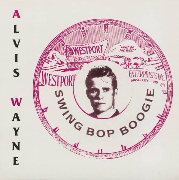 Swing Bop Boogie (LP)