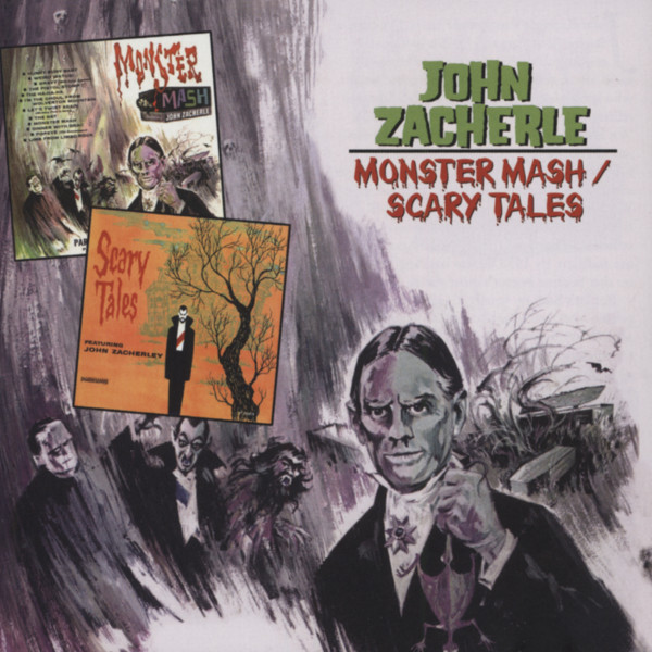 Monster Mash - Scary Tales