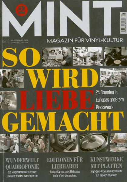 Mint Magazin #2, Februar 2016