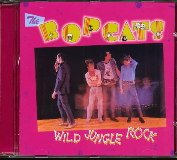 Wild Jungle Rock (CD)