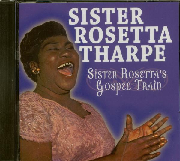 Sister Rosetta's Gospel Train (CD)