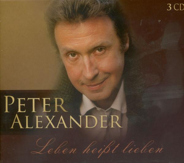 Leben heißt lieben (3-CD)