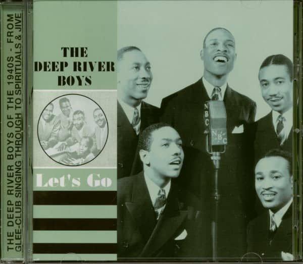 Let's Go (CD)