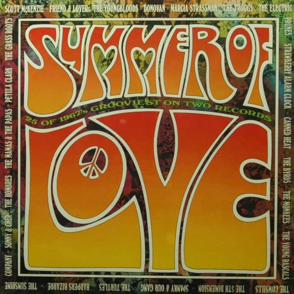 Summer Of Love (2-LP)