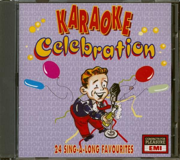 Karaoke Celebration (CD)