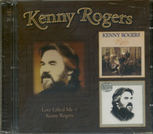 Love Lifted Me - Kenny Rogers (2-CD)