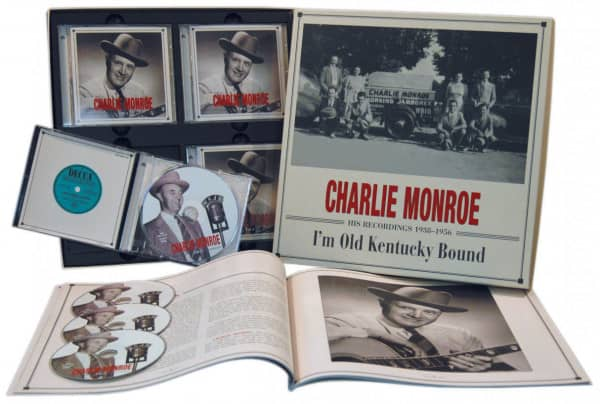 I'm Old Kentucky Bound 1938-56 (4-CD Deluxe Box Set)