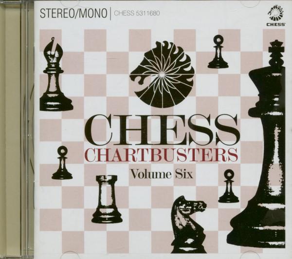 Chess Chartbusters Vol.6 (CD)