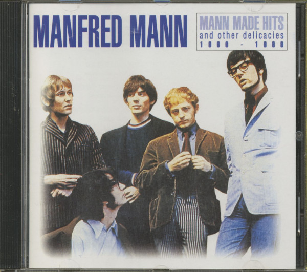 Mann Made Hits And Other Delicacies 1966-69 (CD)