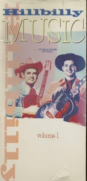 Hillbilly Music...Thank God (CD)