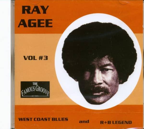 West Coast Blues And R&B Legend Vol.3 (CD)