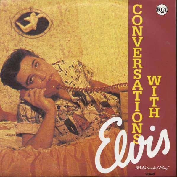 Conversations With Elvis (7inch, 45rpm, EP, PS)
