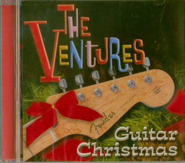Guitar Christmas (CD, EU)