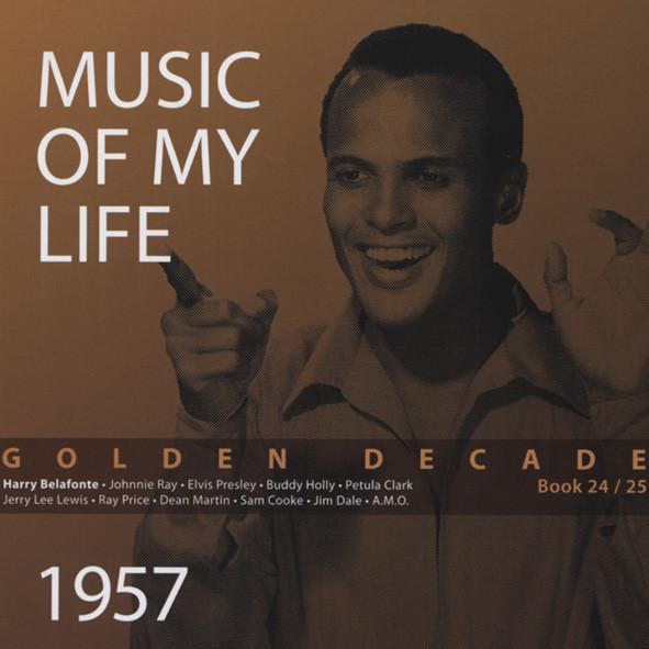 1957 Golden Decade (Book & 4-CD) #24-25