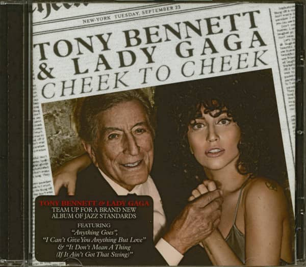 Cheek To Cheek (CD)